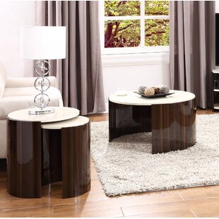 William 2 Piece Coffee Table Set By Red Barrel Studio