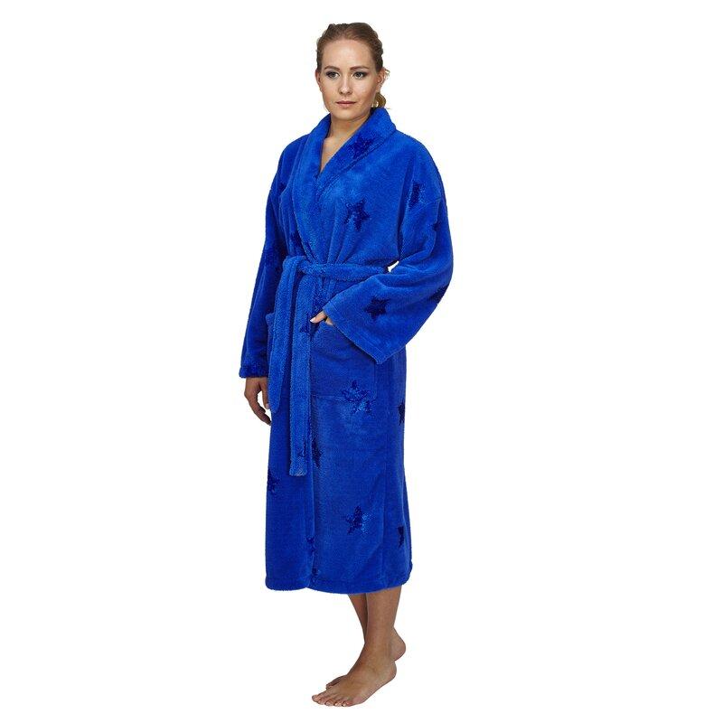 f7ac807492 Winston Porter Summerhill Women s Star Design Shawl Turkish Soft ...