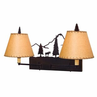 Steel Partners Timber Ridge Swing Arm Lamp
