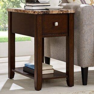 Roundhill Furniture End Ta..