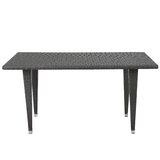 Russel Wicker Side Table