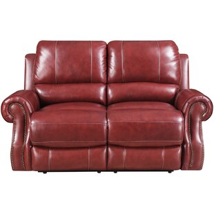 Denis Reclining Loveseat by Re..
