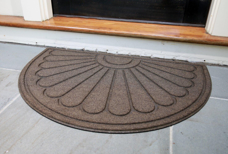 Charmant Mats Inc. Hailey Sunburst Rubber Back Doormat U0026 Reviews | Wayfair