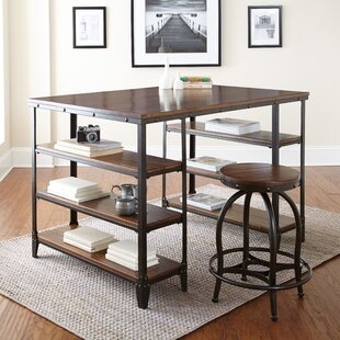 Solid Wood Writing Desk by..