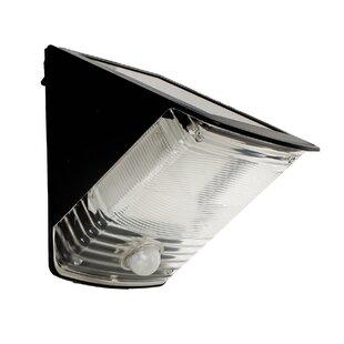 Maxsa Innovations Solar Wedge 1-Light Deck Light