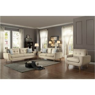 Bunker Lake Configurable Living Room Set by Latitude Run