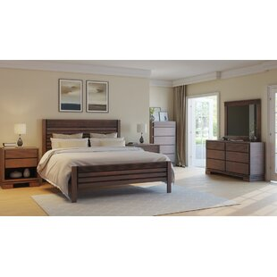 Vienna Queen Platform 3 Piece Bedroom Set