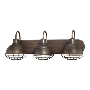 Compare Bruges 3-Light Vanity Light By Trent Austin Design