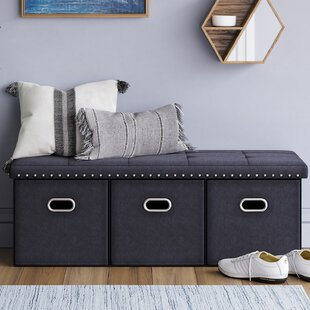 Revis Tufted Storage Ottoman by Winston Porter
