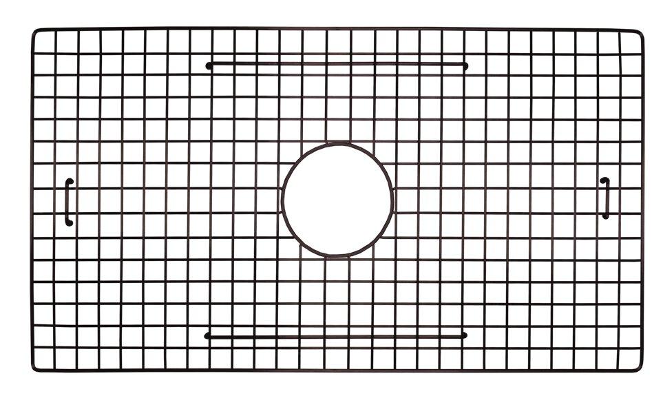 Kitchen Sink Grates 26 x 14 sink grid reviews allmodern 26 x 14 sink grid workwithnaturefo
