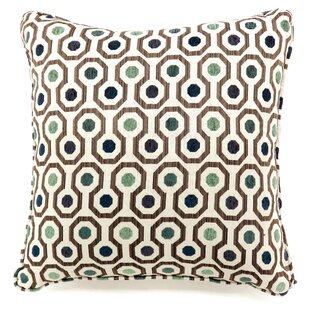 Vinton Dotted Throw Pillow (Set of 2)