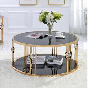 Bellingham Coffee Table by Everly Quinn