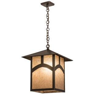 Wygant 1 Light Lantern Pendant