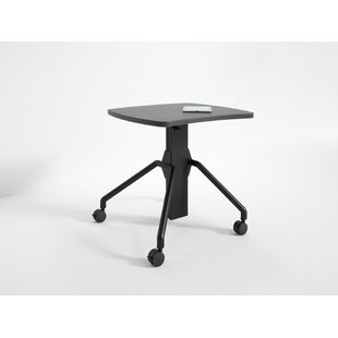 Wildes Gas Height Adjustable Standing Desk by Red Barrel Studio Discount