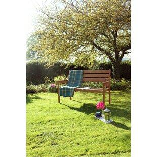 Belgravia Wooden Bench By Zest 4 Leisure