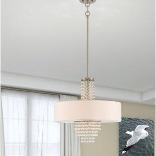 Willa Arlo Interiors D'or 4-Light Ch..