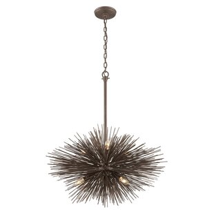 Westerfield 6-Light Sputnik Chandelier by Brayden Studio