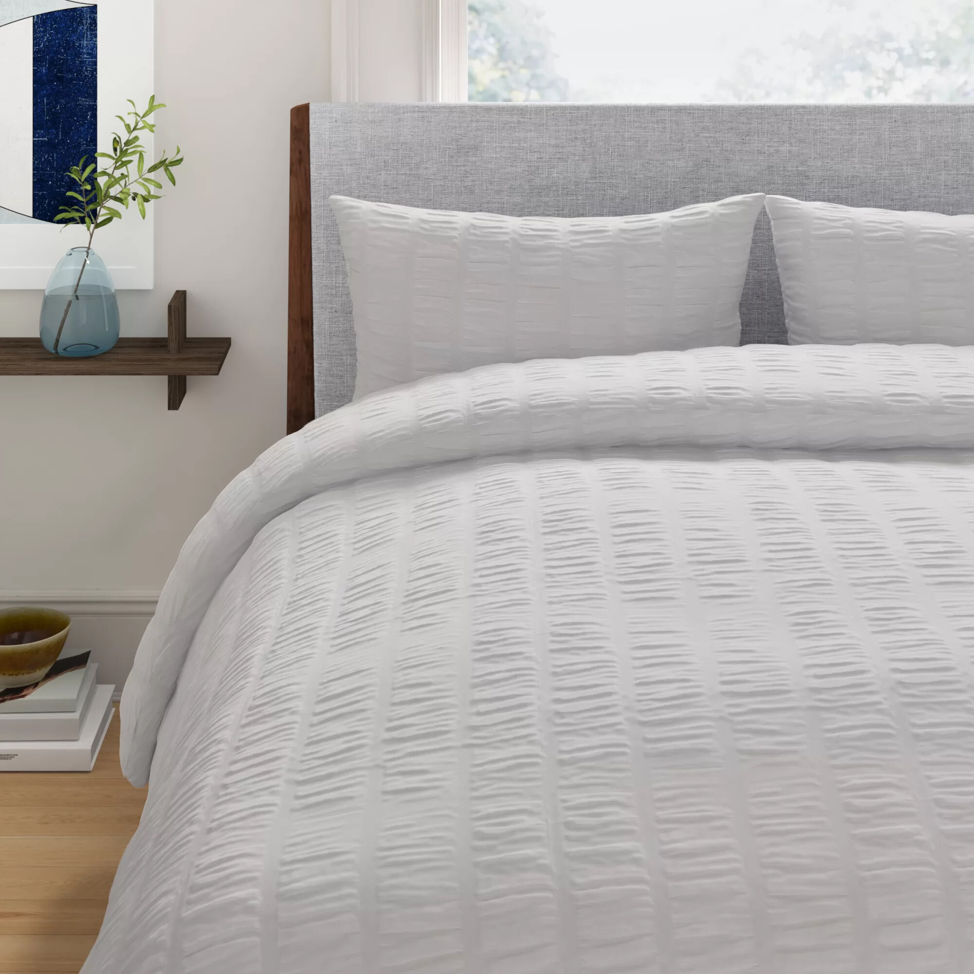 Foundstone Moby Comforter Set Reviews Wayfair