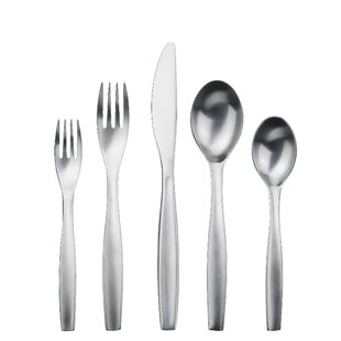 Loft 20 Piece Flatware Set, Service for 4