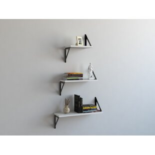 Courtland Floating Shelf By Ebern Designs