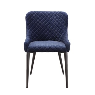 Wrought Studio Rickman Upholstered Dining Chair
