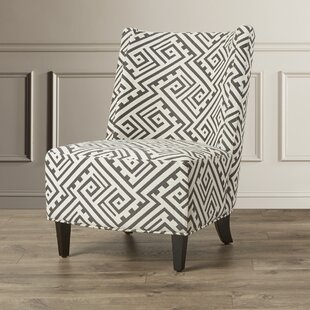 Mercer41 Kendrick Slipper Chair
