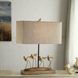 Sherbrooke Shore Birds 23 Table Lamp
