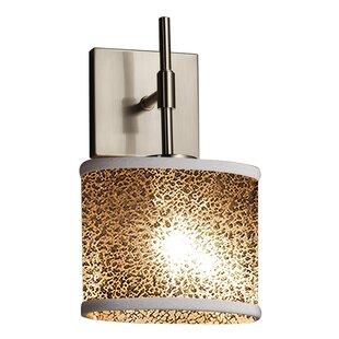 Brayden Studio Luzerne Kona 1-Light LED Armed Sconce