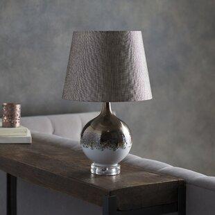 Savings Breakers 19 Table Lamp By Alcott Hill