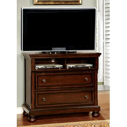 Barossa 2 Drawer Media Chest