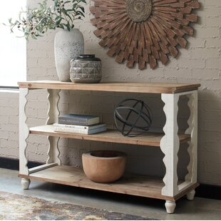 Beach Console Table by Bungalow Rose