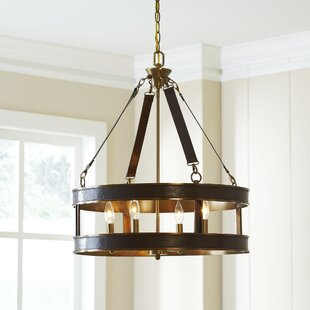 Birch Lane™ Thorndike 4-Light Chandelier