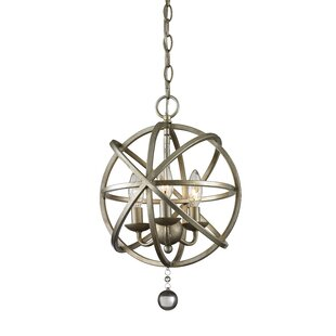 Leonora 3-Light Chandelier