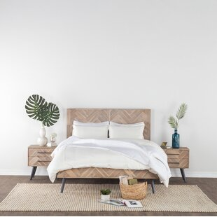 Jamari Panel Bed By George Oliver