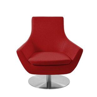 Shipley Swivel Armchair by Brayden Studio