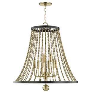 Wakeham 9-Light Lantern Pendant by Rosdor..