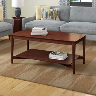 Ali Mid Century Coffee Table by Zipcode D..