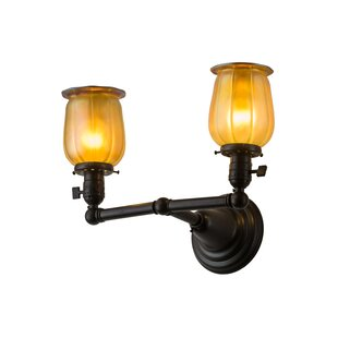 World Menagerie Rabinowitz 2-Light Vanity Light