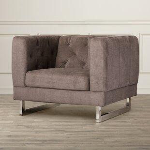 Obregon Armchair by Orren Ellis