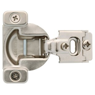 Partial Overlay 2 Prong 2.95 Base Plate by Liberty Hardware