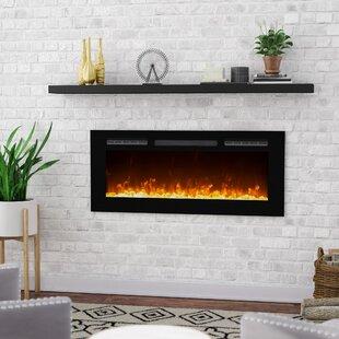 Recessed Fireplace | Wayfair