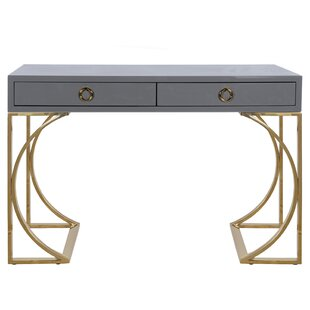 2 Drawer Writing Desk by Worlds Away