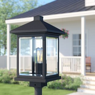 Lovette Modern 1-Light Lantern..