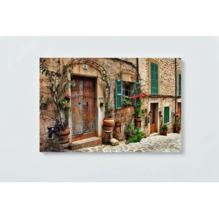 Old Town Magnetic Wall Mounted Cork Board By Ebern Designs