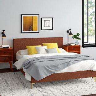 Fremont Upholstered Platform Bed