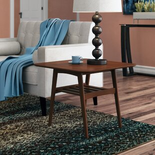 Online Reviews Bangor End Table by Wade Logan