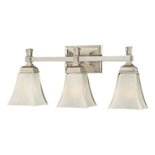 Charlton Home Bader 3-Light Vanity Light