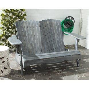 Curtsinger Wooden Bench By Beachcrest Home