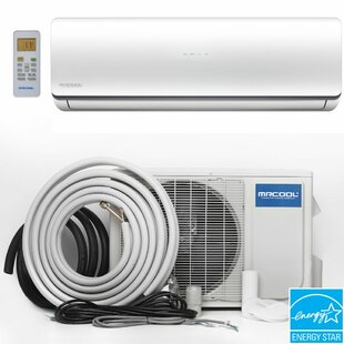 18-000 BTU Energy Star Ductless Mini Split Air Conditioner with Remote