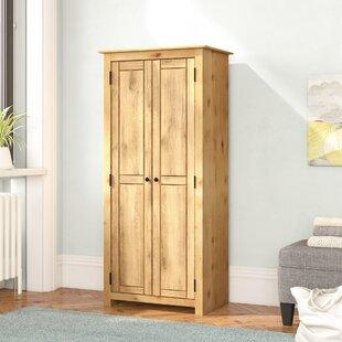 Anns 2 Door Wardrobe By Three Posts